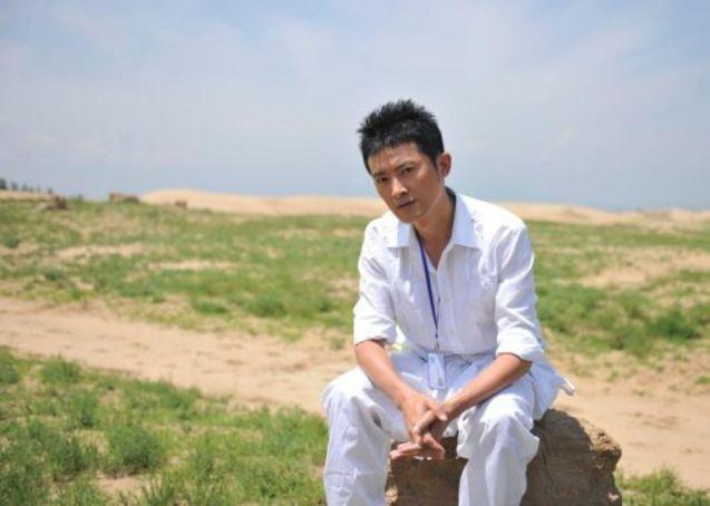 任泉/与成龙、金喜善主演的电影同名的穿越题材剧《神话》正在央视...