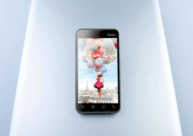 安卓 谷歌/锐合X6高性价比4.3寸大屏智能手机江苏首发由智能终端厂商锐合...
