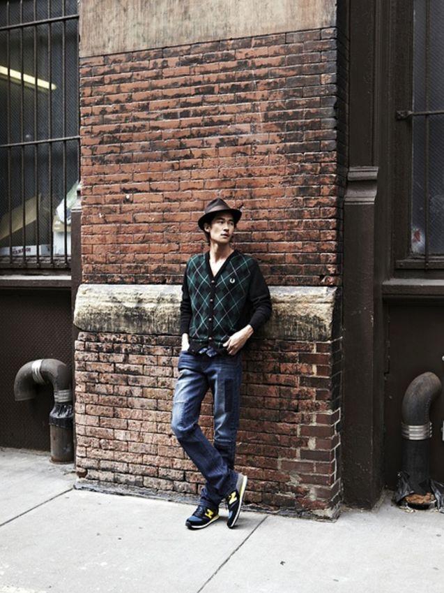 时尚/#杰士派轻质型男#新百伦New Balance 时尚的代名词