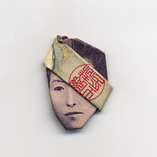 创意 搞笑图片 简单/【日本折纸大师Yosuke Hasegawa 用纸币创出帽子戏法!