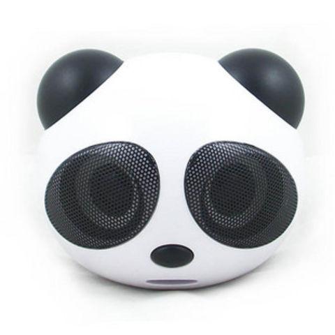 电脑 音箱/大熊猫插卡音箱电脑音箱低音炮带收音机u盘mp3音乐播放器外放...