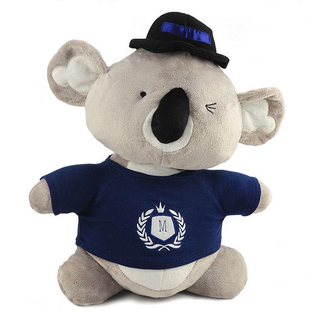 8t恤考拉熊树袋熊可爱公仔毛绒玩具女生生日礼品