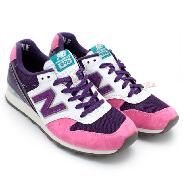 日本 新百伦/新百伦/New Balance WR996 复古慢跑女鞋