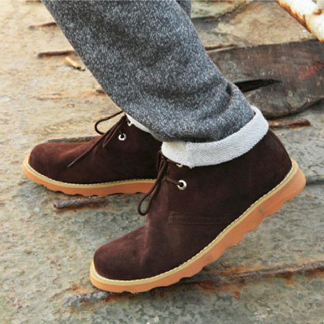 个性 休闲鞋/坡跟鞋底咖啡休闲鞋