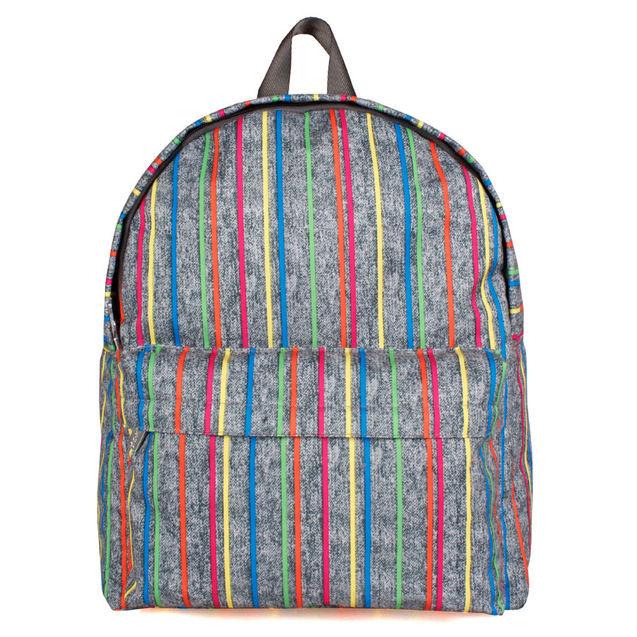 男女 背包/夏运动背包韩版潮男女街头双肩背包学生书包旅行包电脑包
