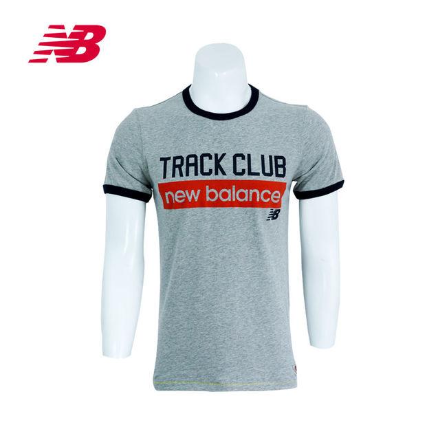 个性 短袖/New Balance/新百伦公司男衣短袖T恤NE362021包邮2013新款