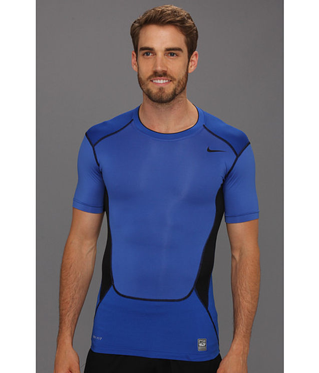 美国 个性 运动/耐克NIKE代购美国专柜男式运动t恤Hypercool Compression S/S