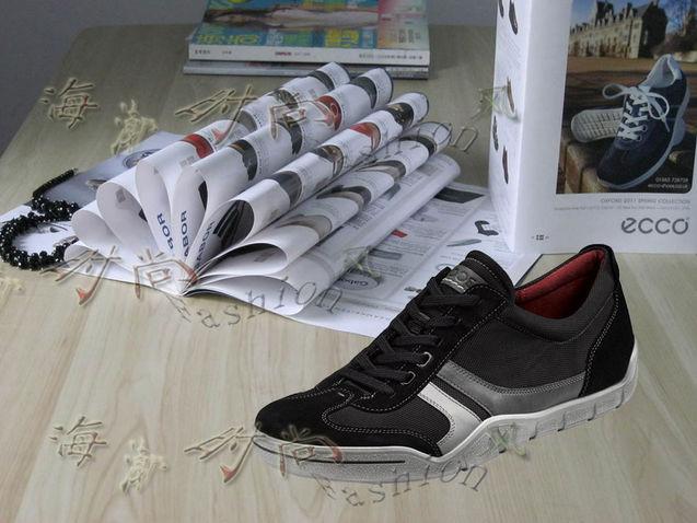 个性 街拍/英国正品代购 ECCO爱步 12款男鞋运动休闲鞋533014/57485...