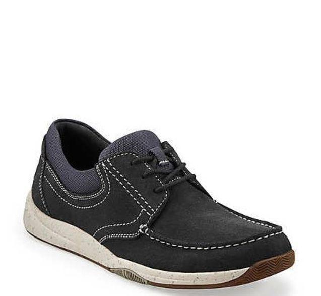 男士 休闲鞋/美国代购正品Clarks其乐Owasco新男士低帮休闲鞋2色