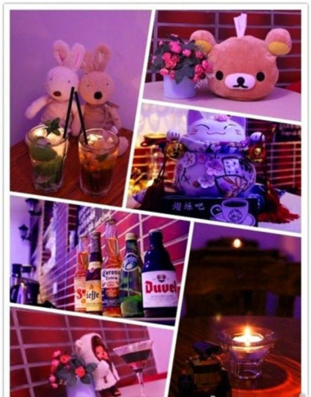 女生 经营/【沪上最小的coffee&bar】一位80后女生独立经营的小吧,环境优雅...