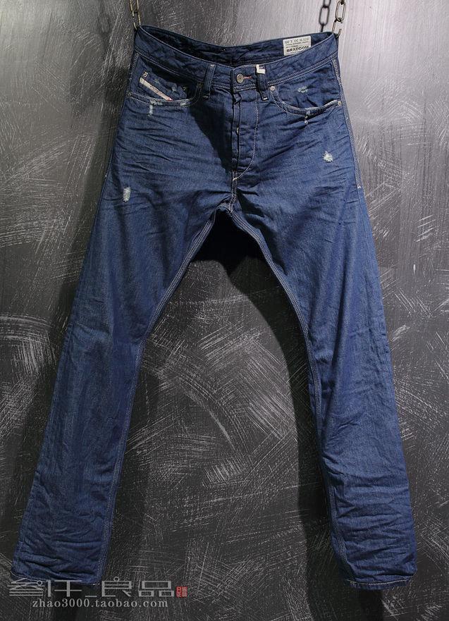 牛仔裤 新款/皇冠代购 迪赛 DIESEL Braddom 8880K 牛仔裤男新款现货