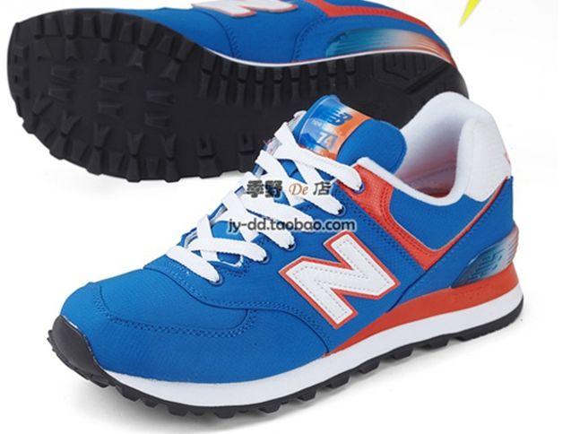 韩国 运动鞋/◆代购◆韩国 新百伦NEW BALANCE 574 运动鞋男鞋亮蓝包邮