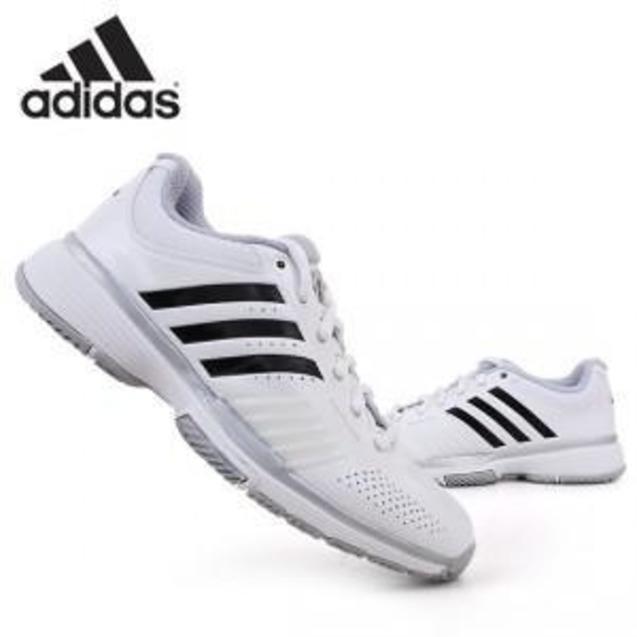 韩国 运动鞋/韩国进口网球鞋adidas 阿迪达斯运动鞋女多功能专业减震舒适包邮