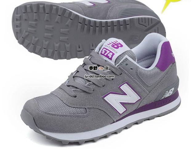 韩国 运动鞋/◆代购◆韩国新百伦NEW BALANCE 574 运动鞋女鞋黄粉包邮