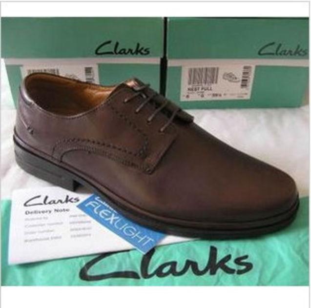 个性 街拍/英伦珍品专柜正品其乐奇乐CLARKS商务休闲男鞋,减震超舒适