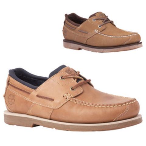 个性 街拍/精选多款经典系列正品timberland 男士两眼帆船鞋休闲鞋