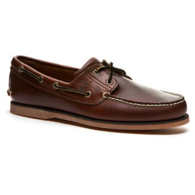个性 皮鞋/Timberland男鞋正品代购天伯伦低帮皮鞋帆船鞋户外休闲鞋25077