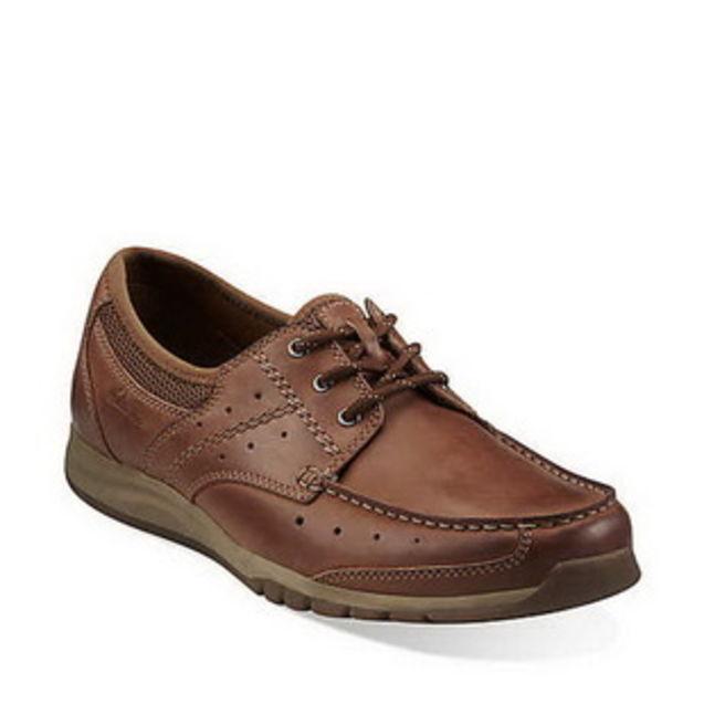 美国 个性/美国代购正品Clarks/其乐Armada English日常商务休闲男鞋多色