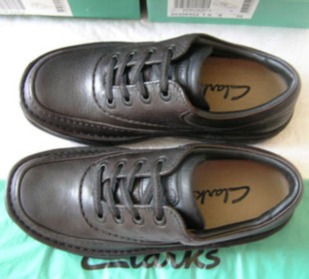 个性 街拍/『英伦珍品』正品其乐CLARKS商务休闲男鞋气垫真正的其乐王