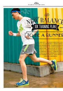 New Balance 10k traning plan
